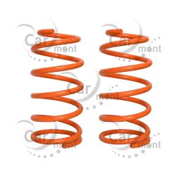 Sprężyny tylne (para) - Toyota Hilux JPP - 48231-35020