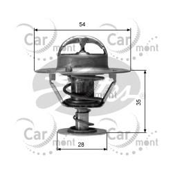 Termostat 54mm/77 st. C - Terrano R20 2.7 PickUp D21 D22 - 21200-0C811
