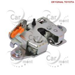 Zamek tylnej klapy - lewy - Toyota Hilux KUN25 /26 - 65790-0K010 - Oryginał