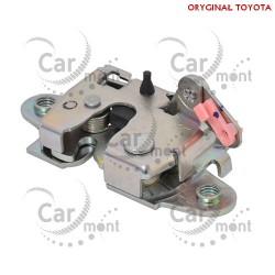 Zamek tylnej klapy - prawy - Toyota Hilux 2.5 3.0 D-4D KUN25 /26 - 65780-0K010 - Oryginał