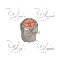 Nakrętka na wentyl - logo Toyota - Land Cruiser Hilux RAV4 4-Runner