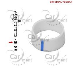 Uszczelka pierścień wtrysku paliwa - Toyota Hilux Land Cruiser 2.5 3.0 - 23256-30010 - Oryginał