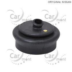Osłona dźwigni zmiany biegów - Nissan KingCab D21 D22 Patrol Terrano NP300 - 32862-V5002 - Oryginał