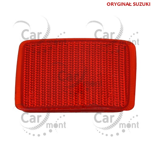Odblask tylny prawy - Suzuki Grand Vitara JB - 35950-65J01 - Oryginał