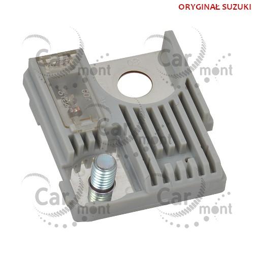 Bezpiecznik klemy akumulatora 80A - Suzuki Grand Vitara SQ / JB Jimny - 36739-50J00 - Oryginał