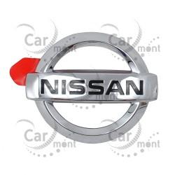 Znaczek emblemat logo Nissan - tył - Nissan Qashqai J10E JJ10E - 90890-BR12A - Oryginał