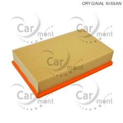 Filtr powietrza - Nissan Navara Pathfinder 16546-EB300 Oryginał