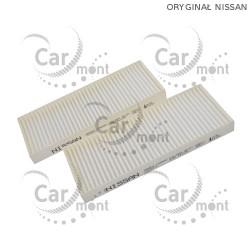 Filtr kabinowy - Nissan Navara Pathfinder 27274-EA000 Oryginał