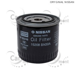 Filtr oleju - Nissan Navara Pathfinder 15208-BN30A Oryginał