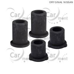 Tuleja resora x4 - Nissan Navara D40 Xterra - 55046-EB000 55047-EB301
