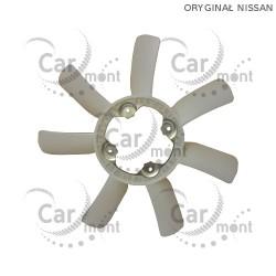Wentylator chłodnicy - Nissan Navara D40 Pathfinder R512.5 dCi - 21060-EB300