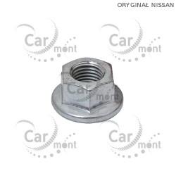 Nakrętka śruby wahacza - Navara D40 Pathfinder R51 - 01223-S203E - Oryginał