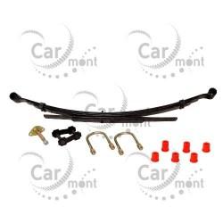 Resor tylny z osprzętem - Mazda B2500, Ford Ranger